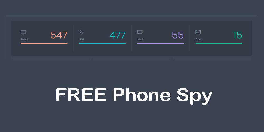 Free Phone Spy Software